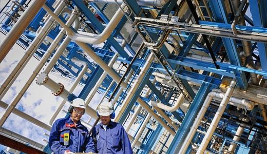 炼油输油工程应用