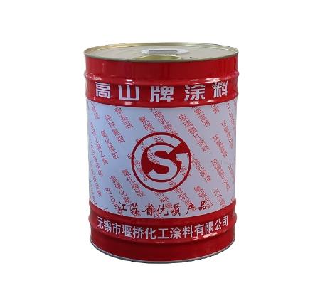 X52-11高氯化聚乙烯磁漆(户外型)